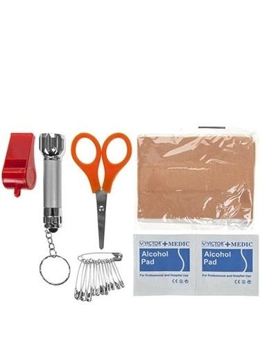 Summit First Aıd Survival Kit ılk Yardım Kiti Red Renkli